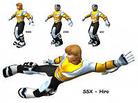 SSX Miscellaneous Art Gallery 2